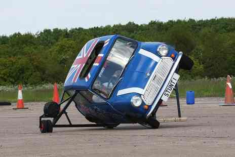 Stunt Drive UK - Adult Stunt Driving Experience - Save 60%