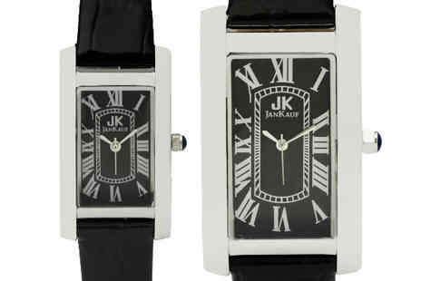 Jan Kauf - Jan Kauf Stainless Steel Watches - Save 71%