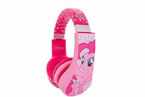 Sonic - My Little Pony Kids Safe Cushioned Headphones - Save 50%