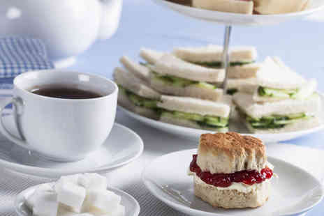 The Forest Centre - Afternoon Tea in The Forest of Marston Vale for Two - Save 25%