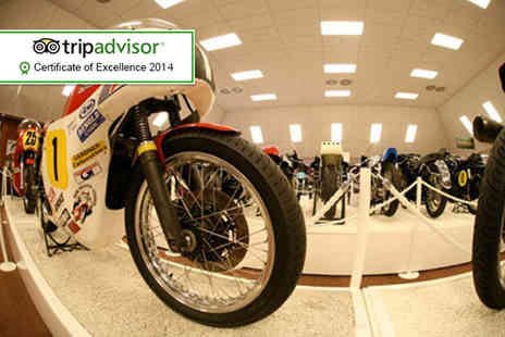 National Motorcycle Museum - Two adult tickets to the National Motorcycle Museum, Solihull  - Save 50%
