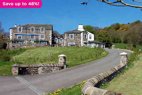Embleton Spa - One night stay for two in the Heart of the Lake District - Save 48%