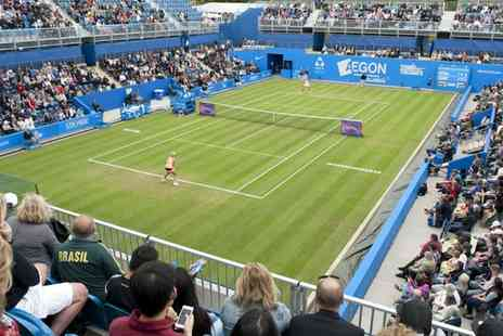 Eventmasters - VIP package for one to the Aegon Classic on 18 19 June 2016 - Save 0%