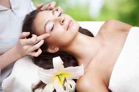 Hair Corner - 60 Minute Pamper Package Including Soothing Facial and Indian Head Massage - Save 48%
