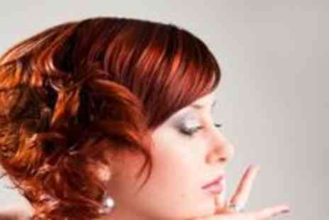 Hair By Charles Russell - Cut, any colour or highlight and blow dry plus an intensive treatment - Save 76%
