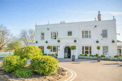 Parkside House Hotel - Five Dish Tasting Menu for Two   with a Glass of Prosecco - Save 43%