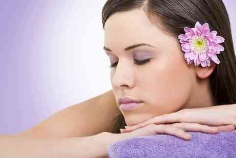 Ursula T hair and Beauty - Mini Facial, Indian Head Massage and Either Mini Mani or Pedi - Save 71%