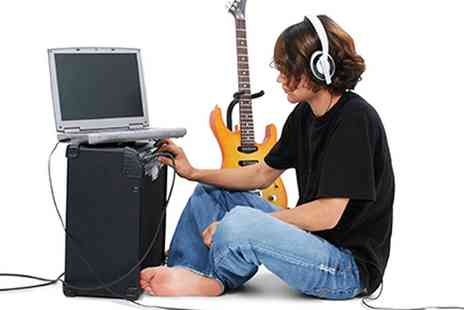 Rock Star Academy - One Years Subscription to Online Guitar, Ukulele or Piano Lessons - Save 92%