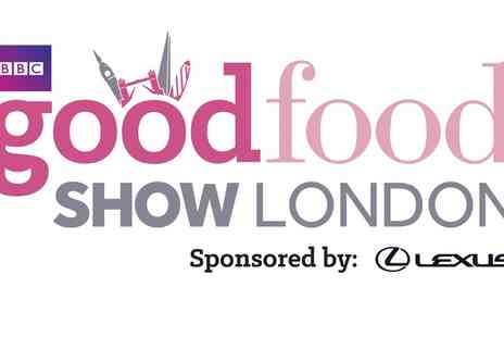 BBC Good Food Show  - Ticket to BBC Good Food Show London Afternoon   - Save 0%