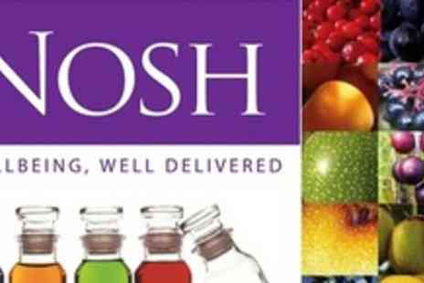 Nosh Detox - Multi Award-Winning Boost & Energise Superfood Box - Save 50%