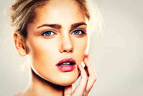 Rock Chic Beauty Holborn - Eyebrow Threading or parrt of a face - Save 53%