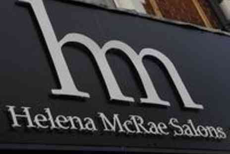 Helena McRae Salon - Massage and Wrap or Massage and Facial - Save 64%