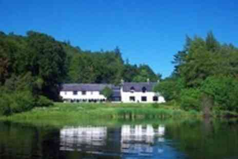 Taychreggan Hotel - One Night Stay For Two With Breakfast and Prosecco In Argyll - Save 55%