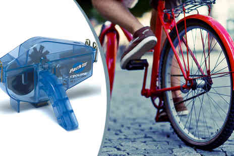 Plus Bee - Bike Chain Cleaning Tool - Save 76%