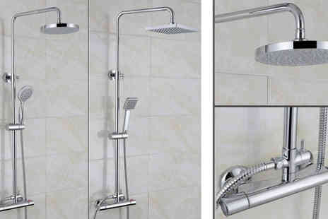 Plus Bee - Thermostatic Shower Mixer - Save 0%