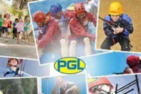 PGL Holidays - Seven Night Easter Half Term Kids Adventure Holiday - Save 51%