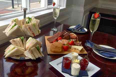 The Wrens Hotel - Sparkling Afternoon Tea For Two - Save 50%