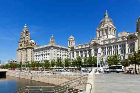 Sight Seeing Liverpool - Sightseeing Tour of Liverpool for Two - Save 55%