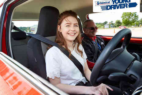 Young Driver - Driving Lesson for 11 to 17 Year Old   - Save 0%
