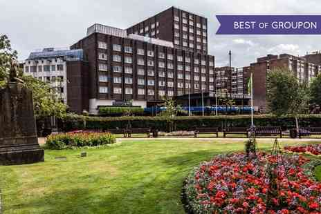 Danubius Hotel Regents Park - One night  Stay For Two With Breakfast  - Save 0%