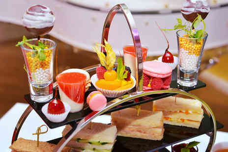 Hotel Xenia - Afternoon Tea by Acclaimed Chef Andrea Angeletti for Two  - Save 42%