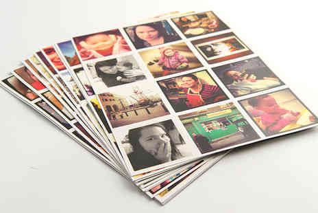 Instajunction - A Choice of 24 or 36 Personalised Fridge Magnets - Save 61%