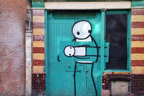 Mind The Gap Tours - Discover Londons Amazing Street Art - Save 52%
