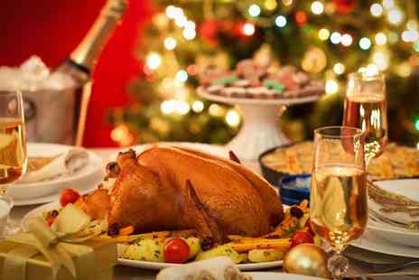 The Exchange Restaurant -  Christmas Party Night with a Three Course Meal and Bubbly   - Save 0%