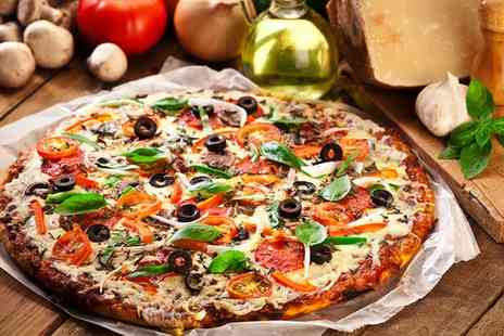 Etc restaurant and bar - Pizza or Pasta for Two  - Save 71%