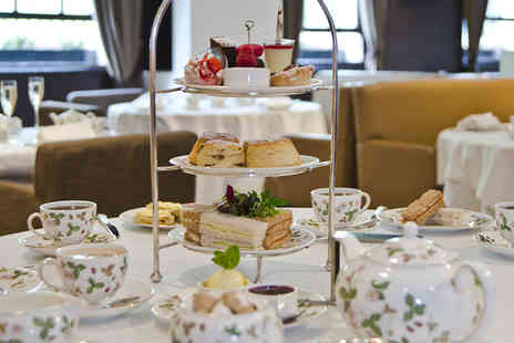 Millennium Hotel - Afternoon Tea for Two - Save 52%