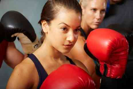 Boxing4Fitness - A Month of Fitness Classes for One - Save 50%