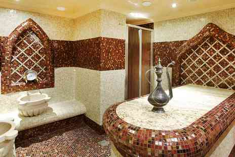 Crystal Palace Spa - Moroccan Hammam Spa Ritual including Massage - Save 70%