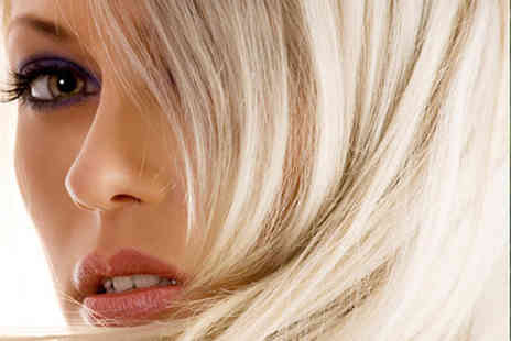 Te Amo Hair and Beauty  - Half head of highlights or full head of colour, cut and blow dry   - Save 55%