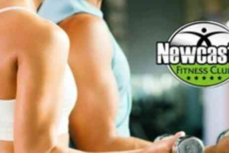Newcastle Fitness Club - Twelve Week Boot Camp With Nutrition Manual - Save 87%