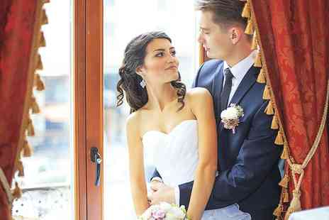 Hallmark Hotel - Wedding Package for 50 Day and 80 Evening Guests - Save 0%