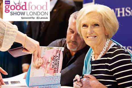 Olympia - Afternoon Entry to BBC Good Food Show for November 13, 14 or 15 - Save 0%