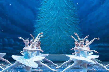 London Coliseum - Tickets to English National Ballets  Nutcracker  - Save 0%
