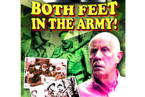 Memory Lane Media  - Both Feet In The Army - Save 46%
