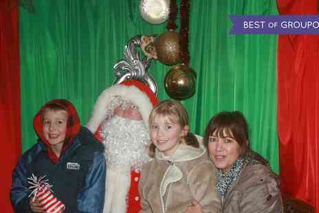 Eagle Heights - Entry to Santas grotto  - Save 0%