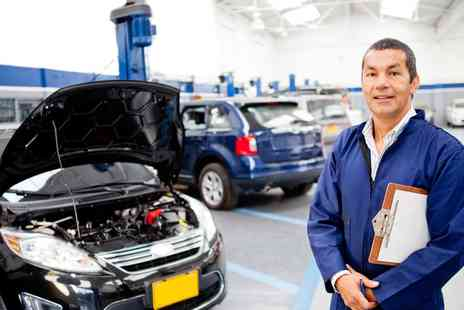 Autolink Service Centre - MOT Test with a Winter Health Check - Save 60%