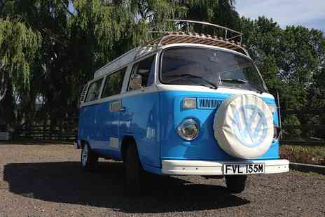 The Glampervan Hire Company - One Day or Two Night Campervan Hire For Up To Four - Save 0%