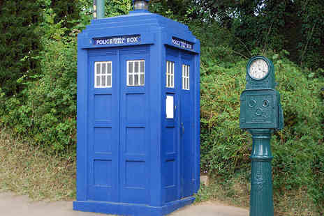 Great British Tours - Doctor Who Walking Tour of London - Save 61%