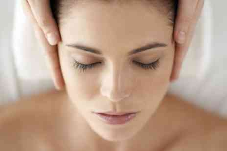 Eden Beauty - Clarins Facial and a Back, Neck and Shoulder Massage - Save 0%