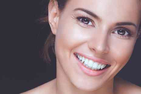 Pure Clinic - Six Month Smiles Clear, Fixed Braces on a Single Arch or Both Arches with 6 Tightenings - Save 68%