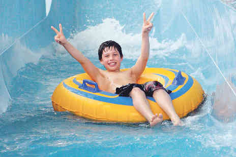 Bay Leisure - Entry to Wales Biggest Indoor Waterpark for Two - Save 43%