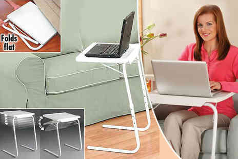 Grids London - Large portable table mate - Save 78%