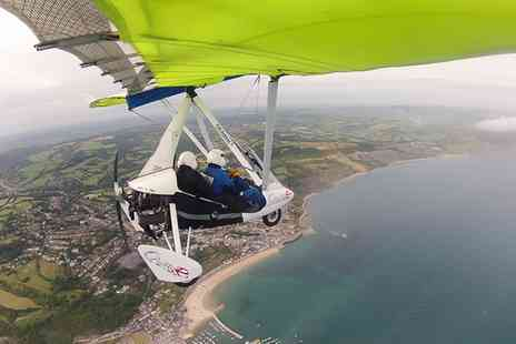 Learn to Fly - 60 Minute Flexwing Microlighting Flying Experience  - Save 45%