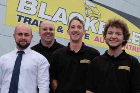 Blackpole Trade and Save Autocentre - MOT Test with Winter Check  - Save 67%
