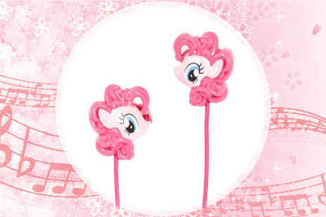 Sonic - My Little Pony Earbuds - Save 44%
