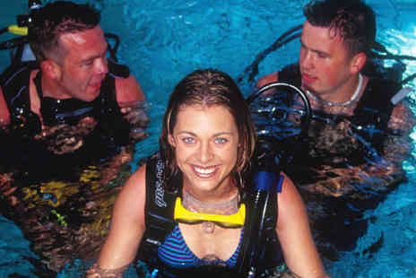 Dive In - Exciting PADI Introductory Scuba Diving Experience for One Adult or One Child - Save 50%